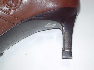 ブーツ(婦人)アフター
